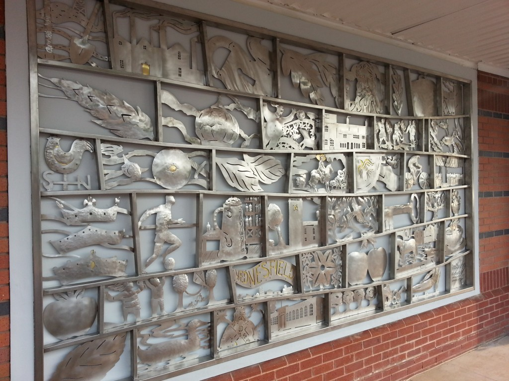 Planet Art - Sainsburys Wednesfield